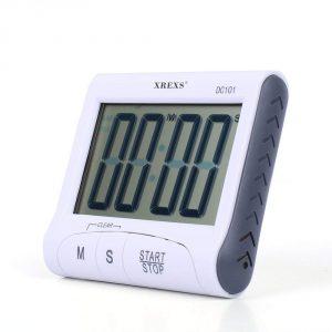 XRES Large Digital Countdown Timer