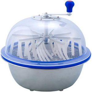 The CleanCut Leaf Bowl Trimmer 19-Inches, M-9000SBU