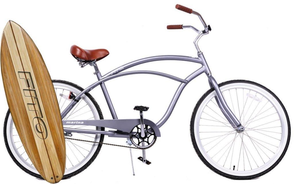 Fito Anti Rust Light Weight Beach Cruiser Bike