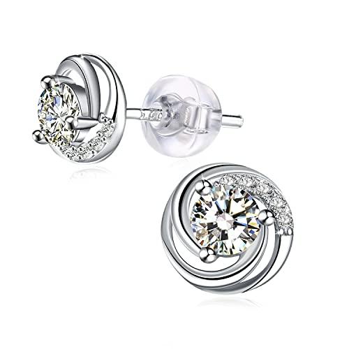 J.Rosée Women Classic 925 Sterling Silver
