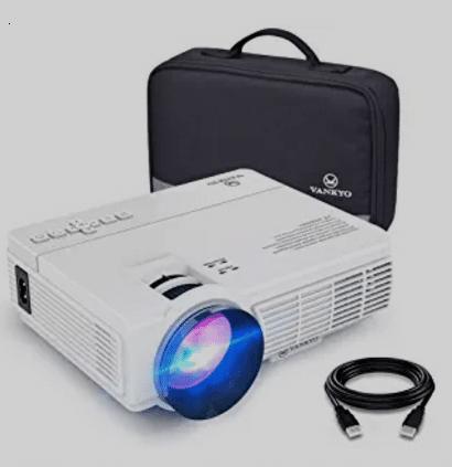 VANKYO LEISURE 3 Mini, Portable Movie Projector