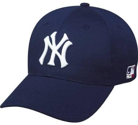 MLB licensed replica caps