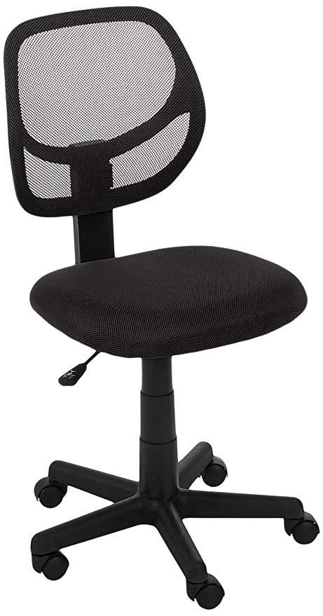 AmazonBasics Low-Back Computer Office Desk Chair