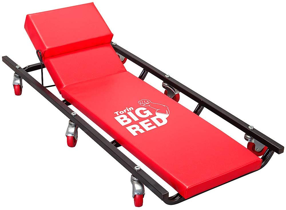 Torin Big Red Rolling Garage/Shop Creeper