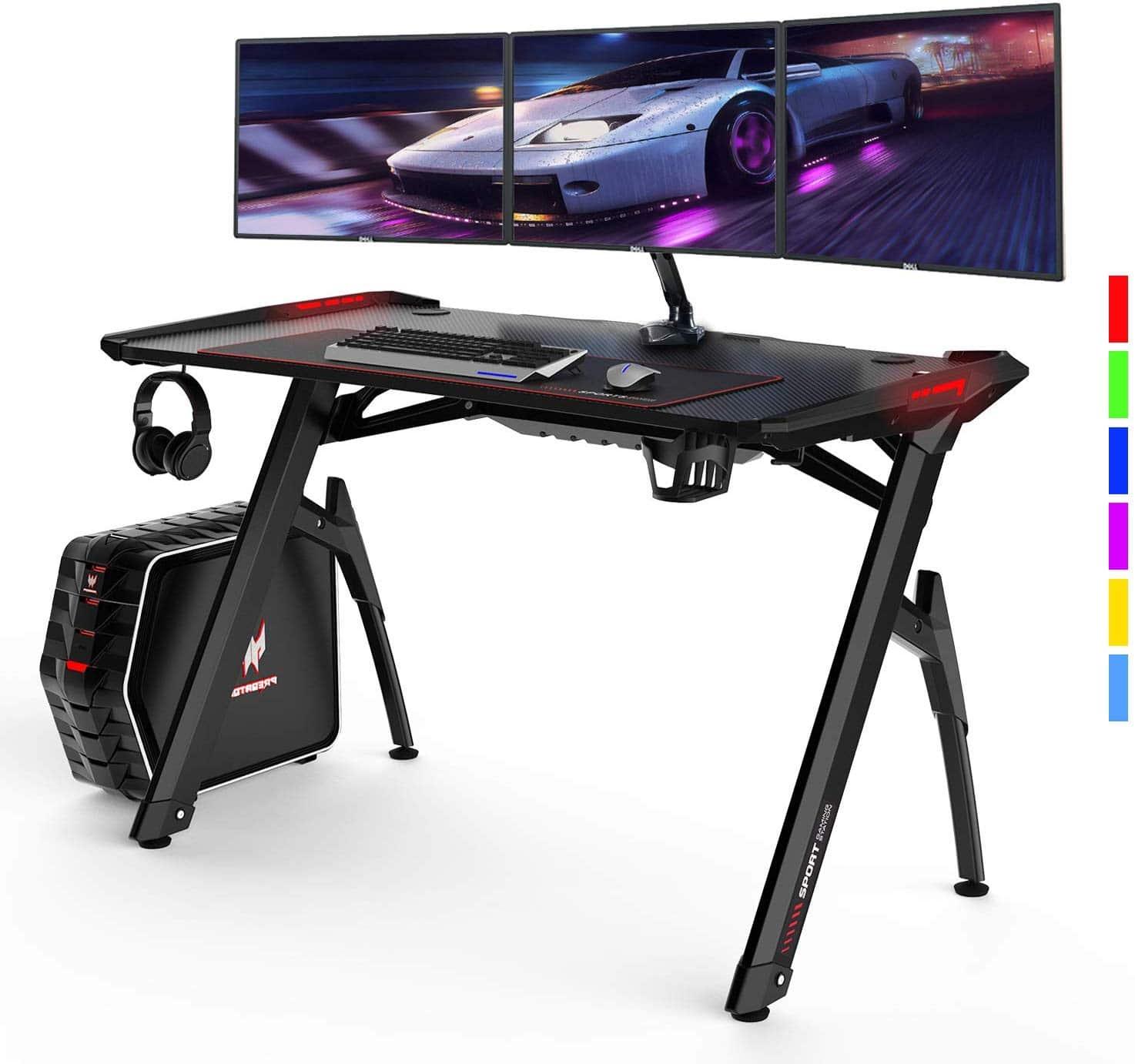 AuAg Gaming Desk