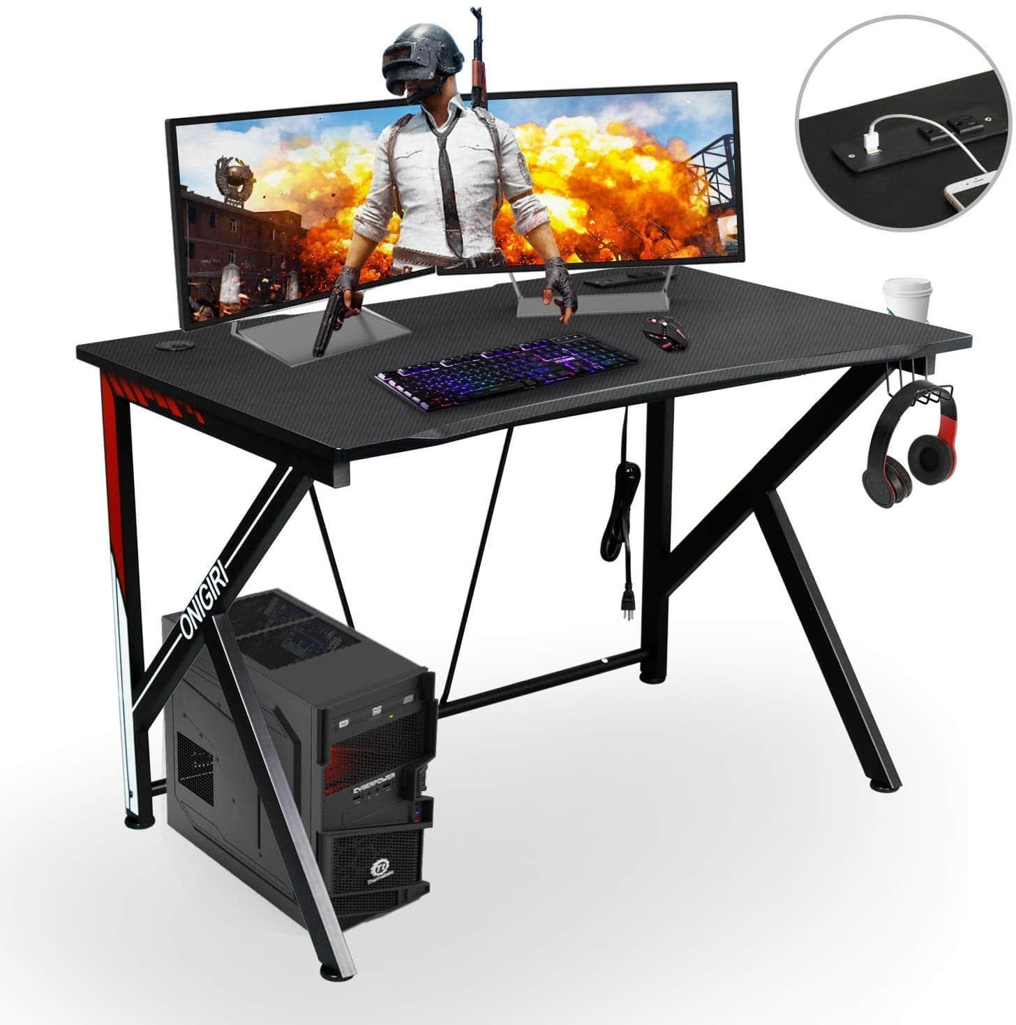 Yigobuy Gaming Desk