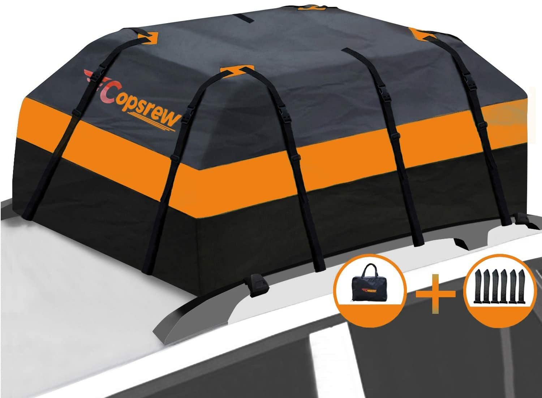Copsrew Cargo Roof Top Carrier 20 Cubic Ft