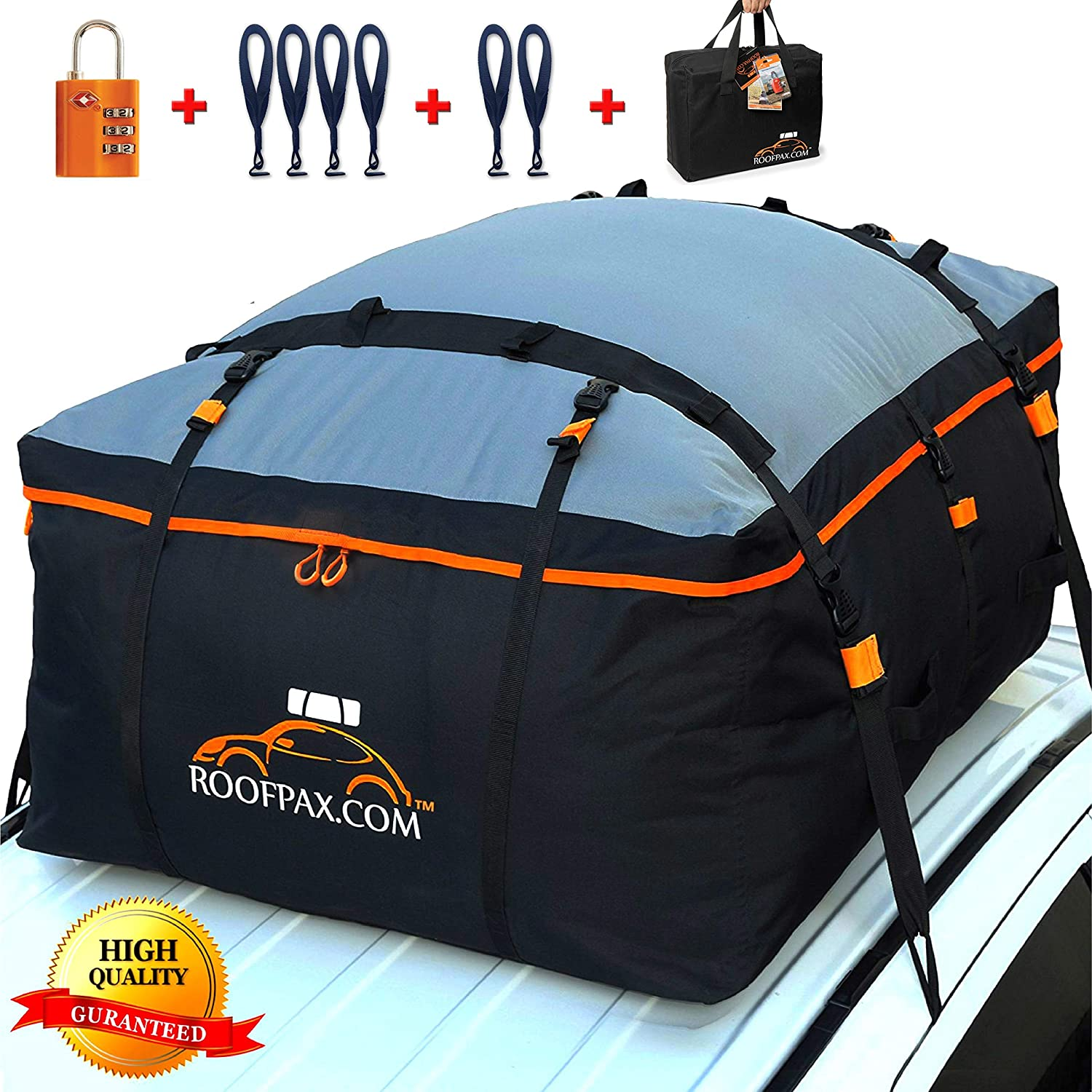 RoofPax Roof Top Cargo Carrier 19 Cubic ft