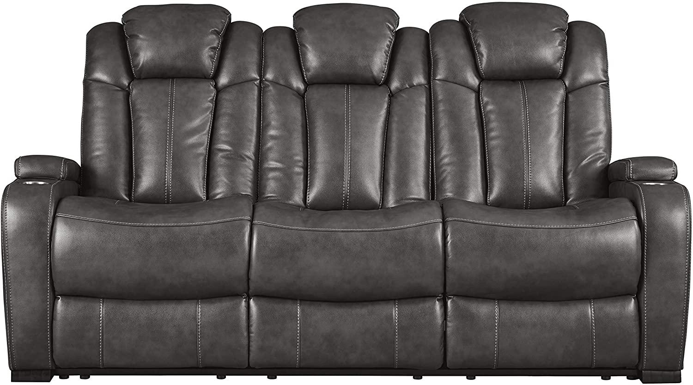 Signature Design by Ashley Turbulence Power Reclining Sofa