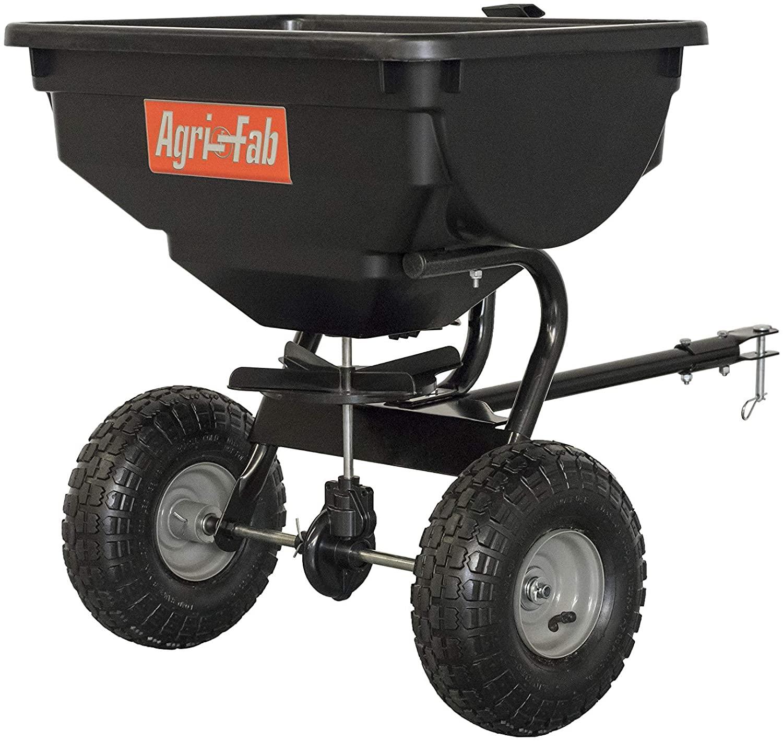 Agri-Fab 85 lb. Tow Broadcast Spreader