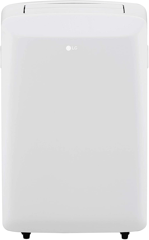 LG LP0817WSR White Portable 8,000 BTU Air Conditioner