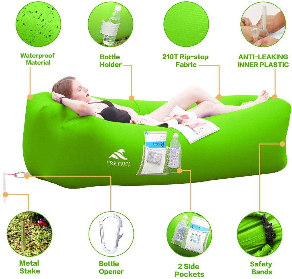FRETREE Inflatable Lounger