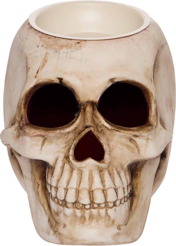 Mindful Design Skull Wax Warmer