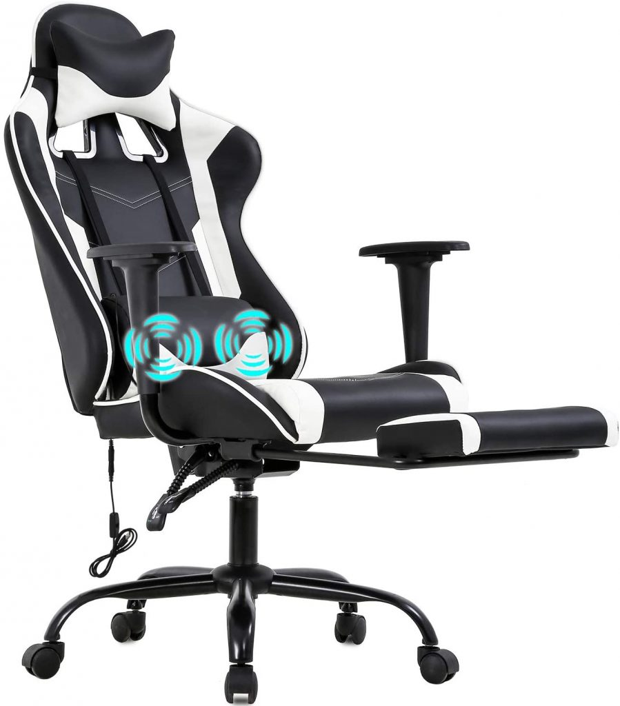 PC Gaming Chair Racing Office Chair
