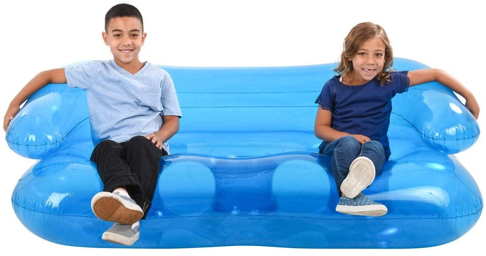 Rhode Island Novelty 71 Inch Three Person Sofa Inflate