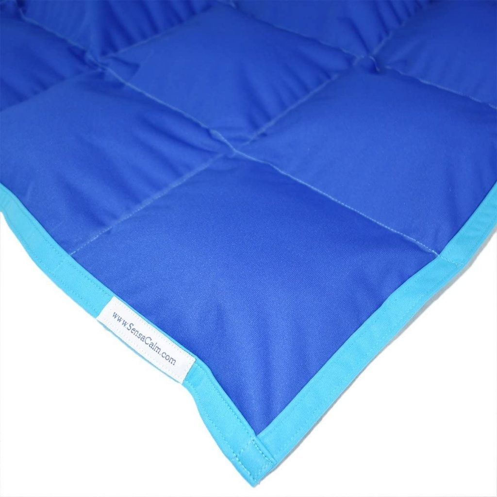SensaCalm Therapeutic Custom Weighted Blanket
