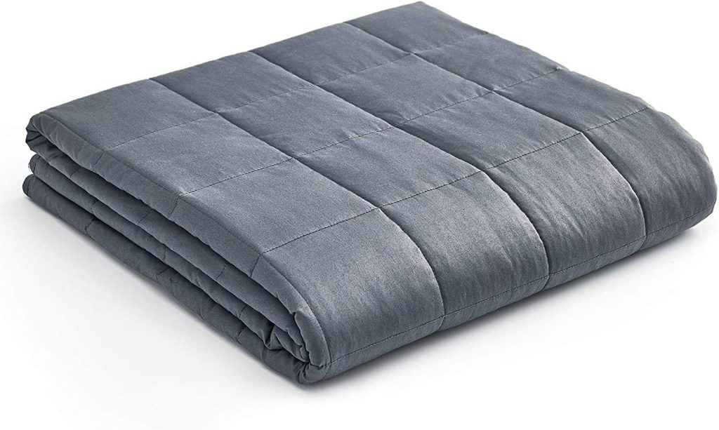 YnM Cotton Weighted Blanket