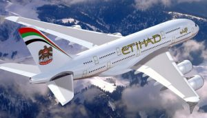 5. Etihad Airways