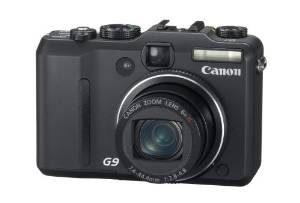 10. Canon powershot G9 12.1 MP Digital