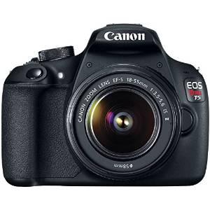 3. Canon Powershot EOS Rebel T5