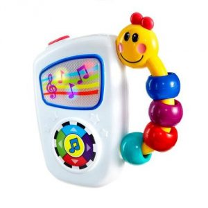 4. Baby Einstein take along tunes