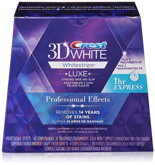 Professional Teeth Whitenin