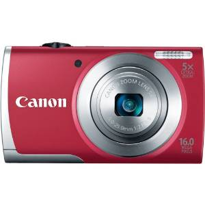 5. Canon Powershot A2500 16MP Digital Camera