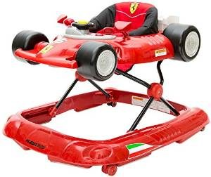 5. Ferrari F1 baby walker
