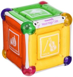 5. Munchin Mozart magic cube