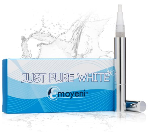 #6. Just Pure White Teeth Whitening Gel Pen Kit