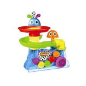 6. Playschool explore and grow busy ball popper