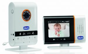 7. Chicco Top Digital Video Baby Monitor