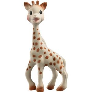 8. Vulli Sophie the Giraffe Teether