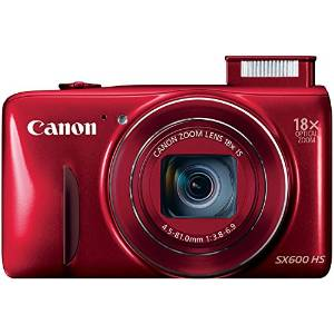 9. Canon PowerShot SX600 HS 16 MP Digital Camera
