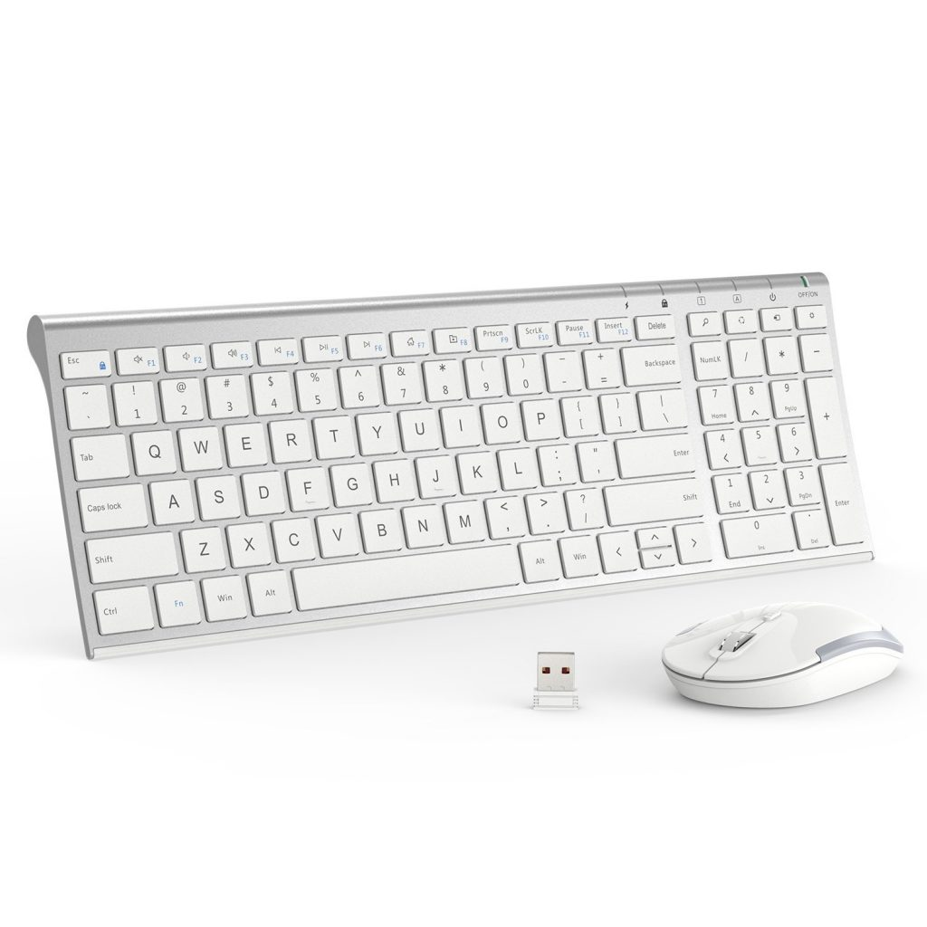 iClever Wireless Keyboard and Mouse