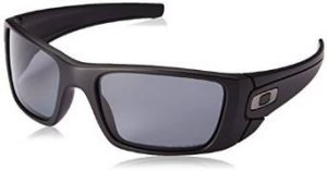 3. Oakley Men's Fuel Cell Polarized Sunglasses
