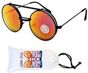 6. V137-Detachable Django Sunglasses