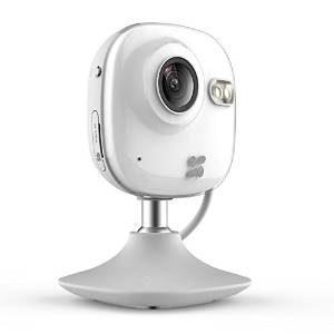 8. EZVIZ Mini HD Wi-Fi Home Security Camera