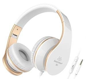 #2. Headphones, Sound Intone I65 Headphones