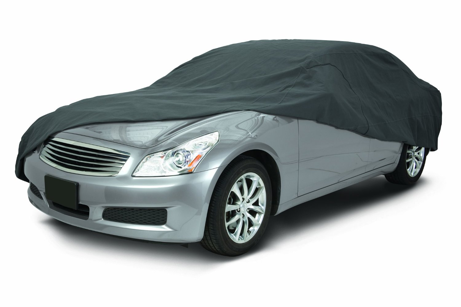 #4. Classic Accessories 10-014-261001-00 Outdoor Car Cover