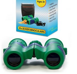 #5. Shock Proof Binocular Set for Kids