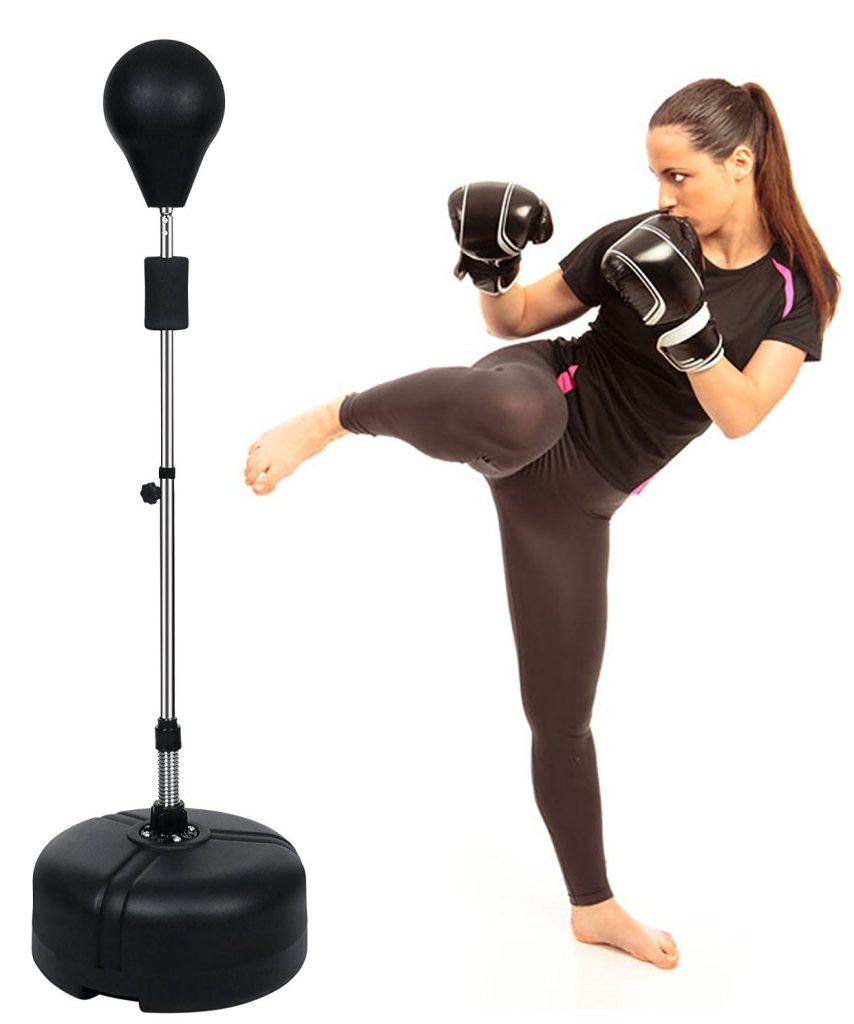 Asatr Freestanding Reflex Boxen Ball Set