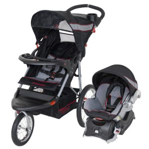 #7. Baby Trend Expedition LX Stroller