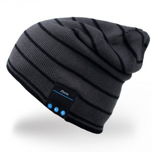 #7. Mydeal Bluetooth Hat Adult Tech Gift