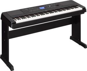 #8. Yamaha DGX-660 Premium Digital Piano