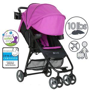 #8. ZOE XL1 XTRA Baby Stroller