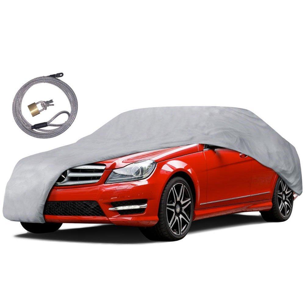 #9. Motor Trend Auto Armor Car Cover