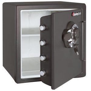 SentrySafe SFW123DSB Fire-Safe