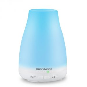 #1. InnoGear Aromatherapy Portable Cool Mist Humidifier