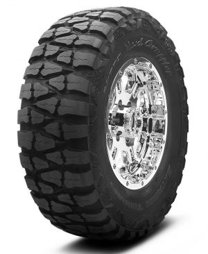 #10. Nitto mud grappler 35-1250-20